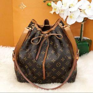 ♥️Petit Noe♥️ Beautiful authentic Louis Vuitton